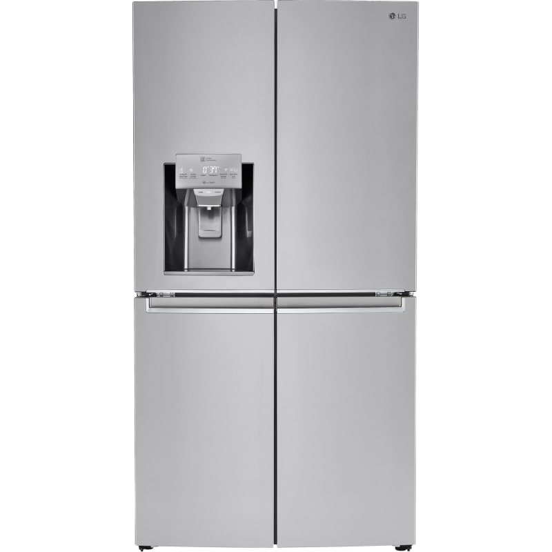 LG LNXC23726 36 Inch Wide 22.7 Cu. Ft. Energy Star Rated French Door Refrigerato photo