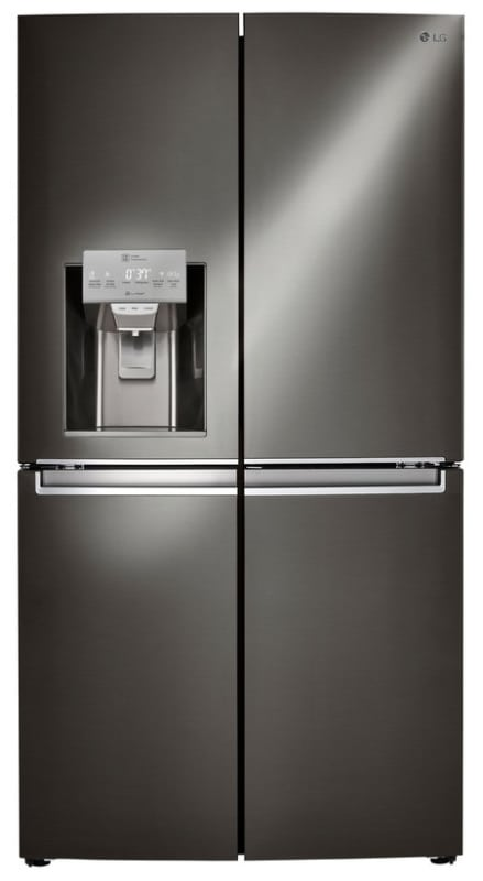 LG LNXS30866 36 Inch Wide 30 Cu. Ft. Energy Star French Door Refrigerator with D photo