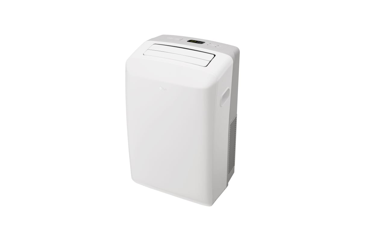 LG LP0817WSR 8,000 BTU Portable Air Conditioner with Remote and Dehumidifier photo