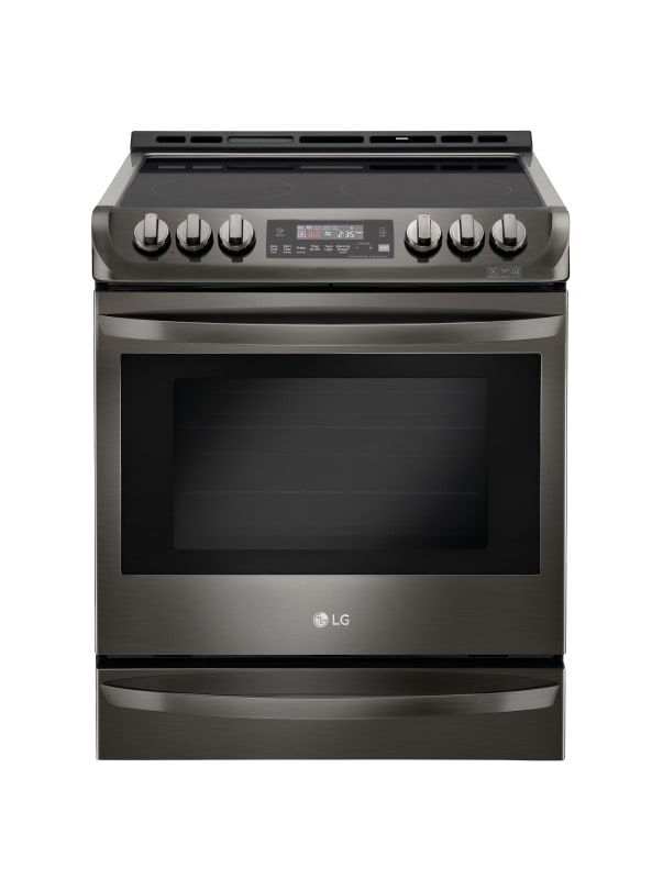 LG LSE4613 30 Inch Wide 6.3 Cu. Ft. Electric Slide-in Range with ProBake Convect photo