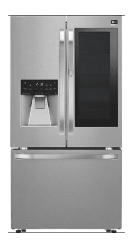 LG LSFXC2496 36 Inch Wide 24 Cu. Ft. Energy Star Rated French Door Refrigerator photo