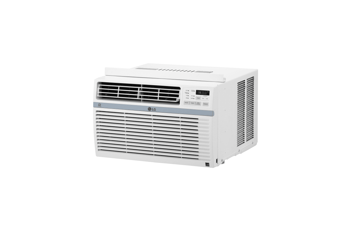 LG LW1017ERSM 10,000 BTU Energy Star Window Air Conditioner with Remote and Wi-F photo