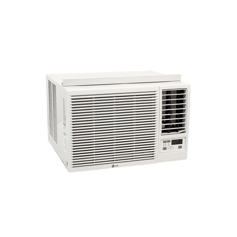LG LW1216HR 12000 BTU 220V Window Air Conditioner with 11200 BTU Electric Heater photo