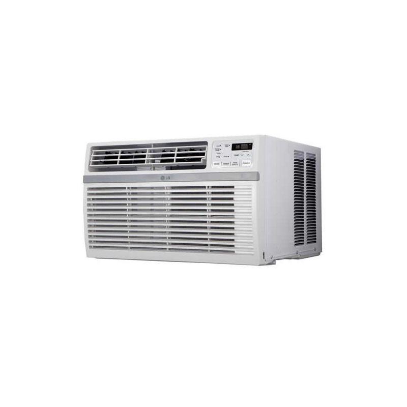 LG LW1516ER 15000 BTU 115V Window Air Conditioner with Three Fan Speeds Remote C photo