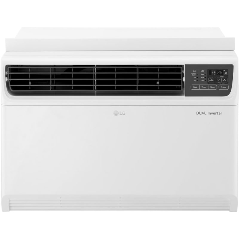 LG LW1517IVS 14000 BTU 115V Window Air Conditioner with WiFi Connectivity and Re photo