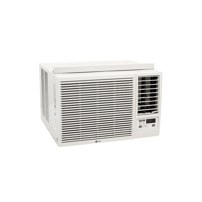 LG LW1816HR 18000 BTU 208/230V Window Air Conditioner with 12000 BTU Electric He photo