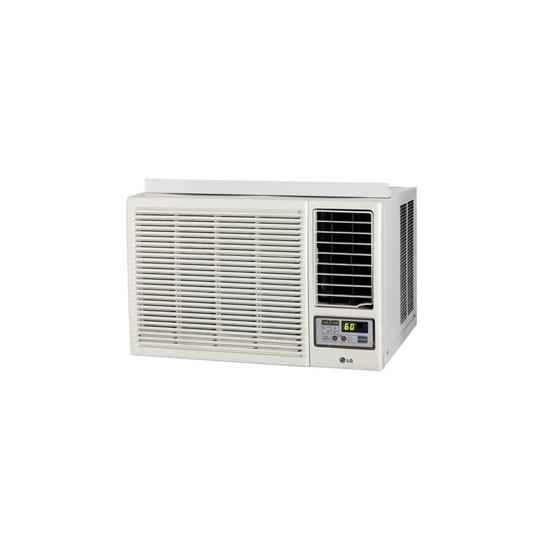 LG LW2416HR 23000 BTU 208/230 V Window Air Conditioner with 11600 BTU Electric H photo
