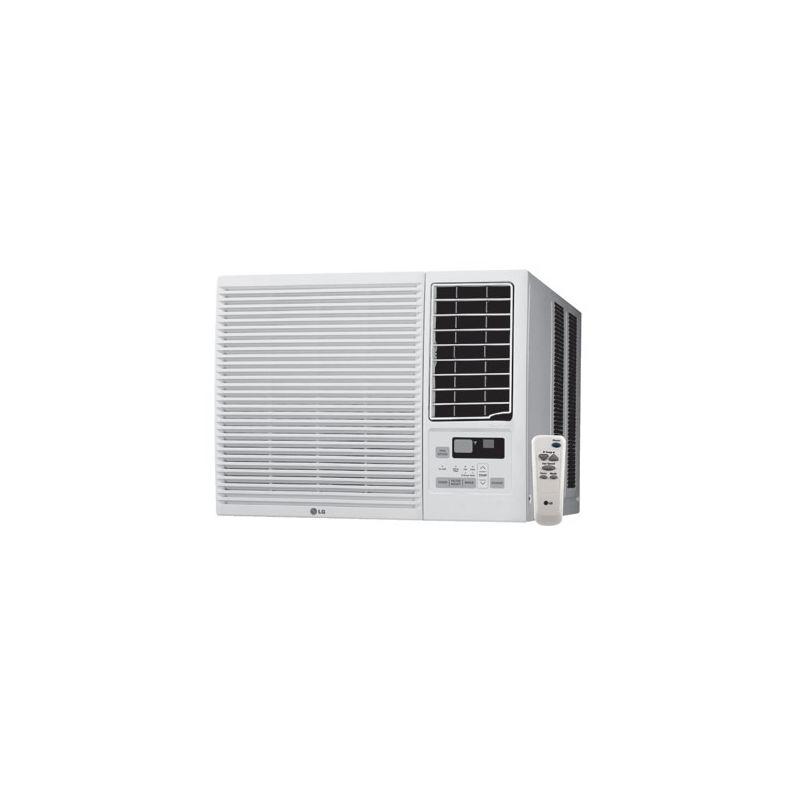 LG LW8016HR 7500 BTU 115V Window Air Conditioner with 3850 BTU Electric Heater a photo