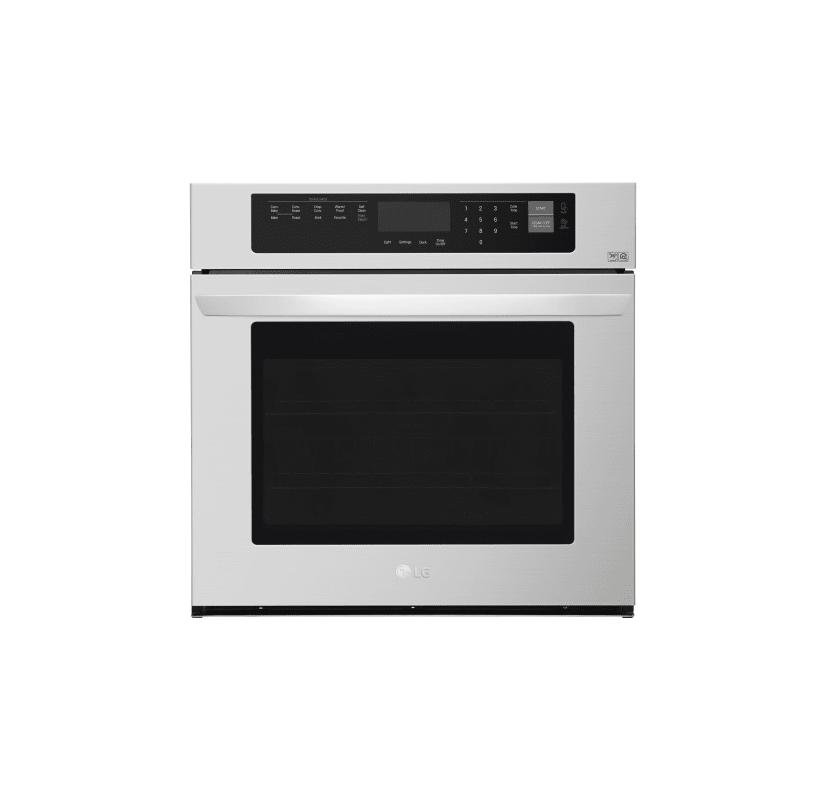 LG LWS3063 30 Inch Wide 4.7 Cu. Ft. Electric Single Wall Oven with Easy Clean an photo