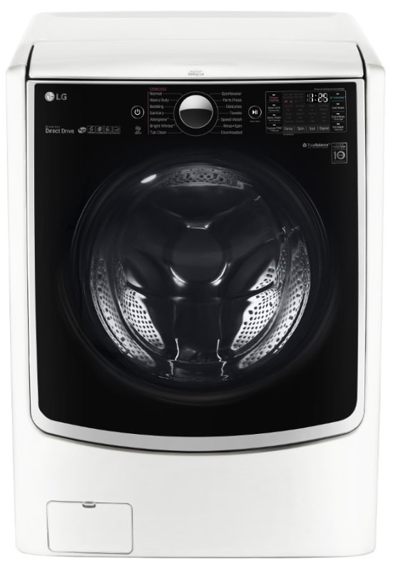 LG WM5000HA 27 Inch Wide 4.5 Cu. Ft. Energy Star Rated Front Loading Washer with photo