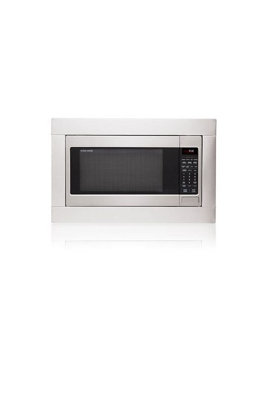 LG MK2030 30 Inch Wide Flush Mount Microwave Oven Trim Kit photo