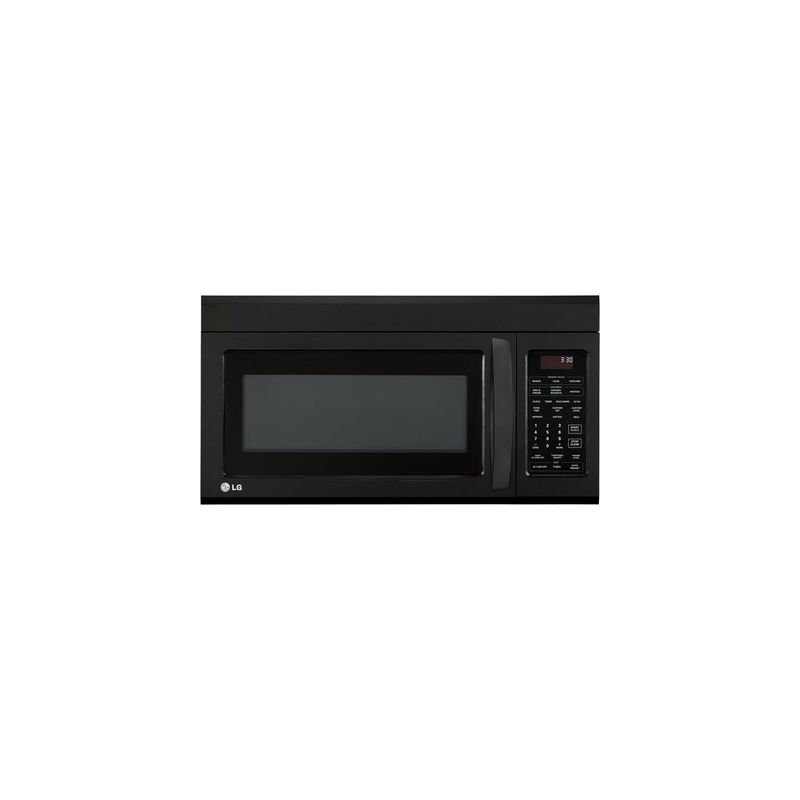 LG LMV1831S 1.8 Cu. Ft. Over-The-Range Microwave Oven with Sensor Cooking photo