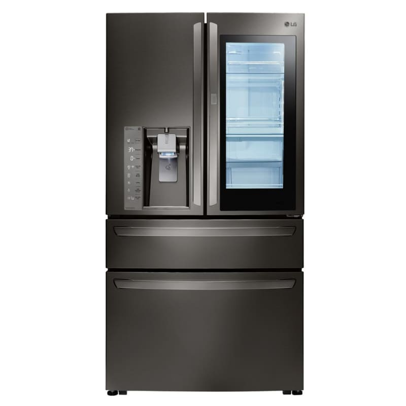 LG LMXC23796 36 Inch Wide 22.5 Cu. Ft. Energy Star Rated French Door Refrigerato photo