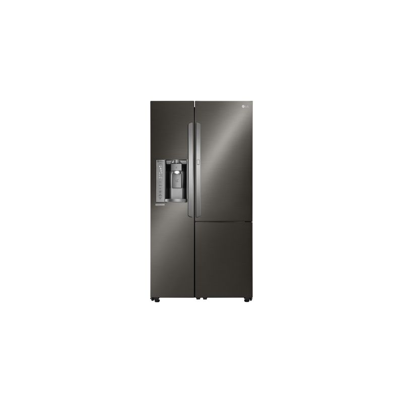 LG LSXS26386 36 Inch Wide 26.1 Cu. Ft. Energy Star Rated Side By Side Refrigerat photo