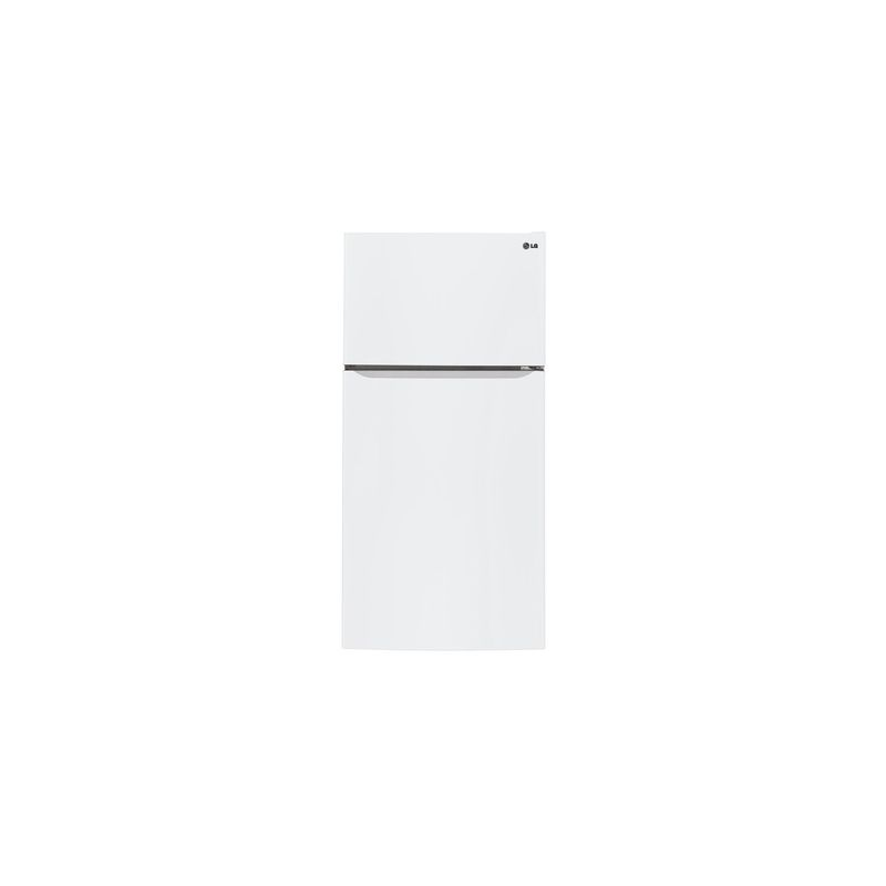 LG LTCS20220 30 Inch Wide 20.2 Cu. Ft. Energy Star Rated Top Mount Refrigerator photo