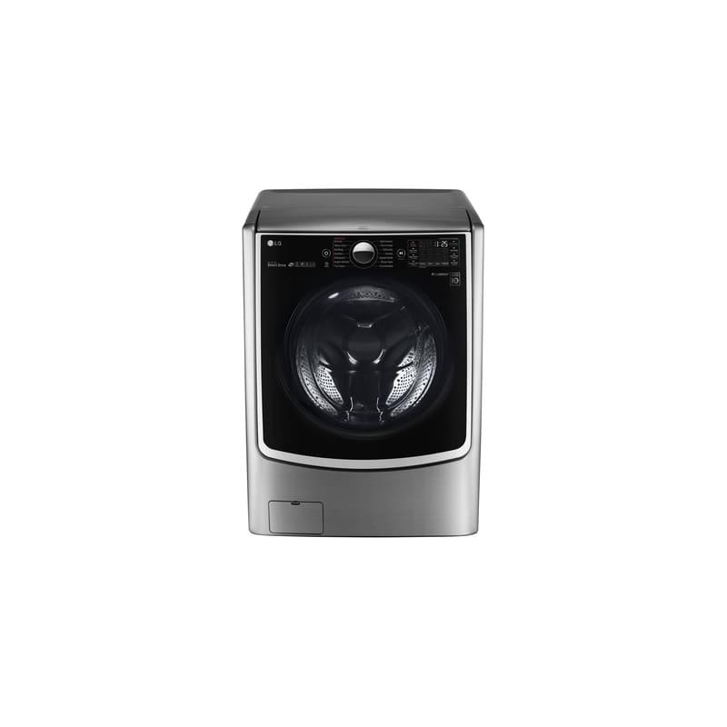 LG WM5000HVA 4.5 Cu. Ft. Ultra Large Capacity Washer with TurboWash and On-Door photo