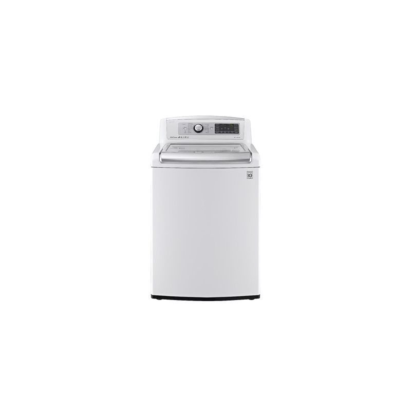 LG WT5680H 5.2 Cu. Ft. Mega Capacity TurboWash™ Washer with Steam Technology photo