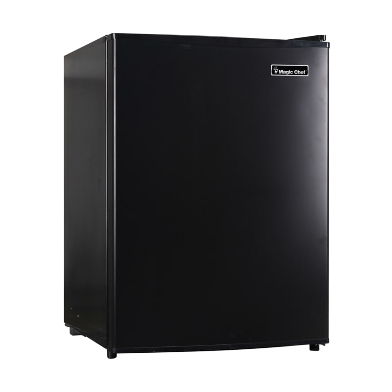 Magic Chef MCAR240 19 Inch Wide 2.4 Cu. Ft. Compact Refrigerator with Reversible photo