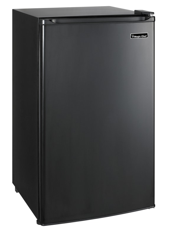 Magic Chef MCBR350 19 Inch Wide 3.5 Cu. Ft. Compact Refrigerator with Freezer photo