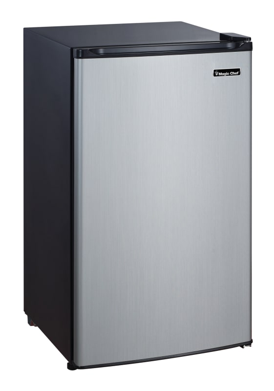 Magic Chef MCBR350 19 Inch Wide 3.5 Cu. Ft. Compact Refrigerator with Freezer photo