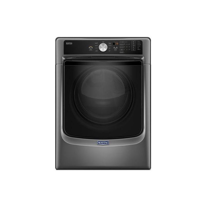 Maytag MED5500F 27 Inch Wide 7.4 Cu. Ft. Energy Star Rated Electric Dryer with R photo