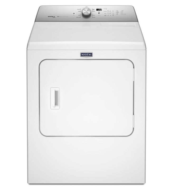 Maytag MEDB755D 29 Inch Wide 7 Cu. Ft. Electric Dryer with High Torque Motor photo