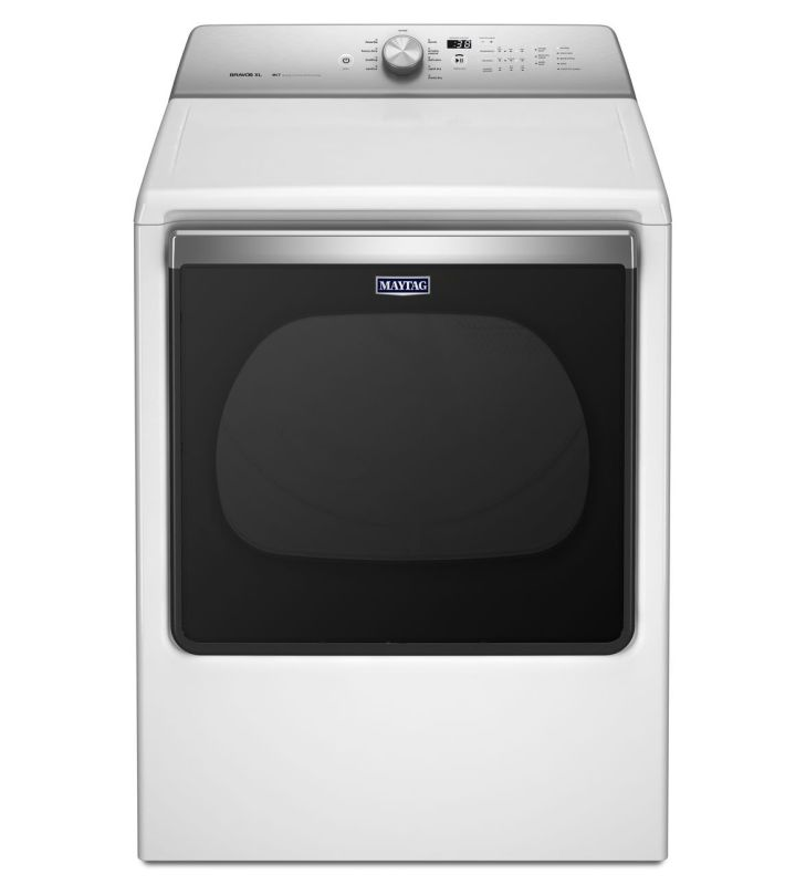 Maytag MEDB835D 29 Inch Wide 8.8 Cu. Ft. Energy Star Rated Electric Dryer with H photo