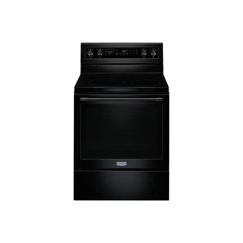 Maytag MER8800F 30 Inch Wide 6.4 Cu. Ft. Free Standing Electric Range with True photo