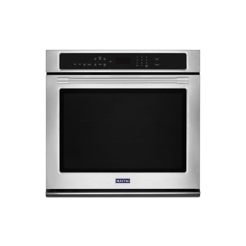 Maytag MEW9530F 30 Inch Wide 5 Cu. Ft. Electric Single Wall Oven with Precision photo