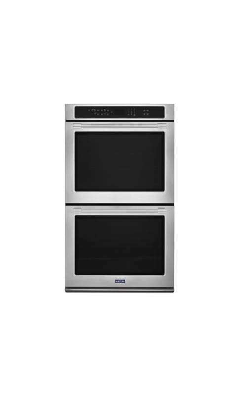 Maytag MEW9630F 30 Inch Wide 10 Cu. Ft. Electric Double Wall Oven with Precision photo