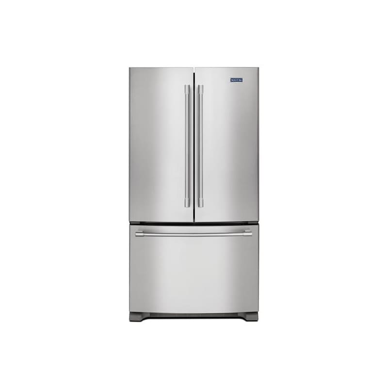 Maytag MFF2558FE 36 Inch Wide 25.19 Cu. Ft. Energy Star Rated French Door Refrig photo
