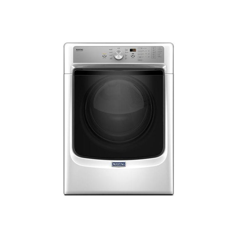 Maytag MGD5500F 27 Inch Wide 7.4 Cu. Ft. Energy Star Rated Gas Dryer with Refres photo