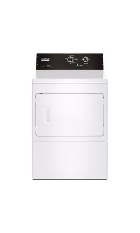 Maytag MGDP575G 27 Inch Wide 7.4 Cu. Ft. Capacity Commercial Grade Gas Dryer wit photo