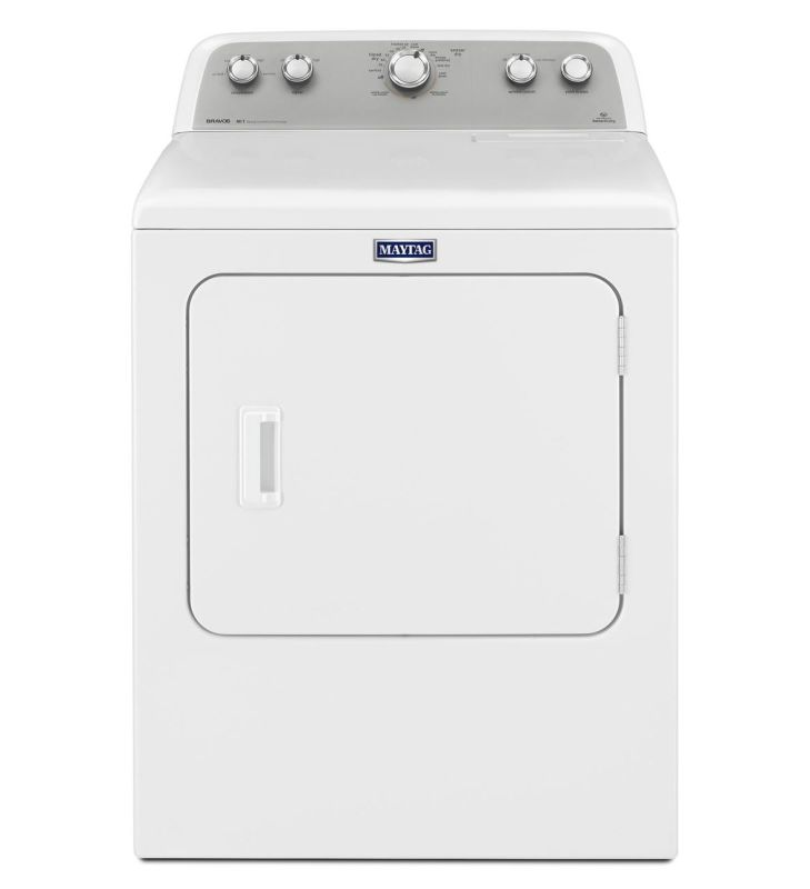 Maytag MGDX655D 29 Inch Wide 7.0 Cu. Ft. Gas Dryer with IntelliDry Sensor from t photo