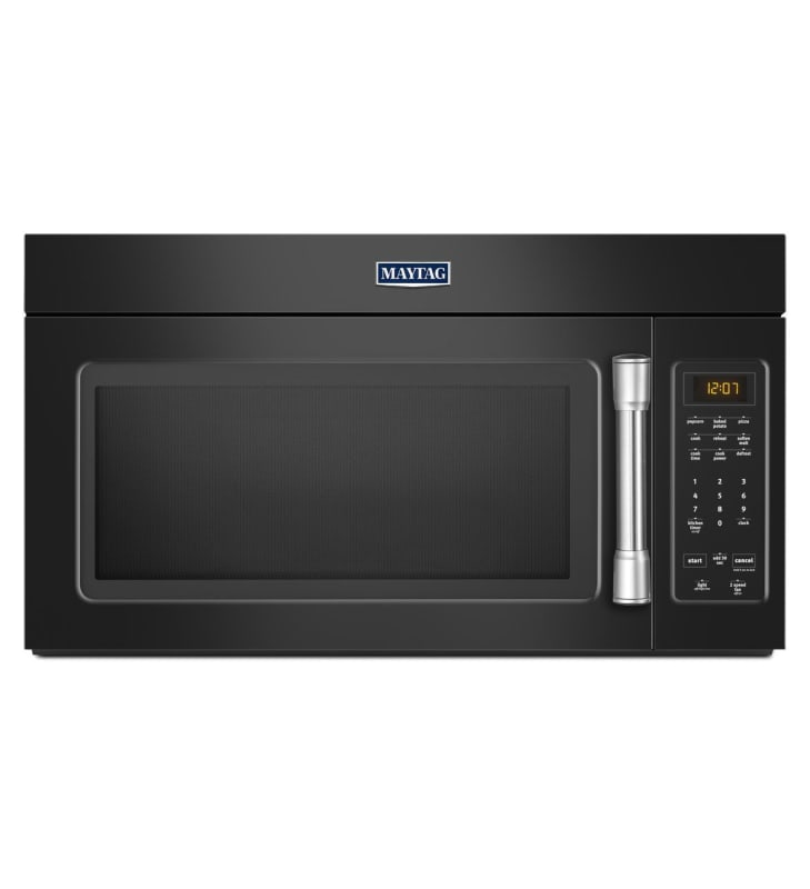Maytag MMV1174D 220 CFM 30 Inch Wide Over the Range 1.9 Cu. Ft. Microwave with S