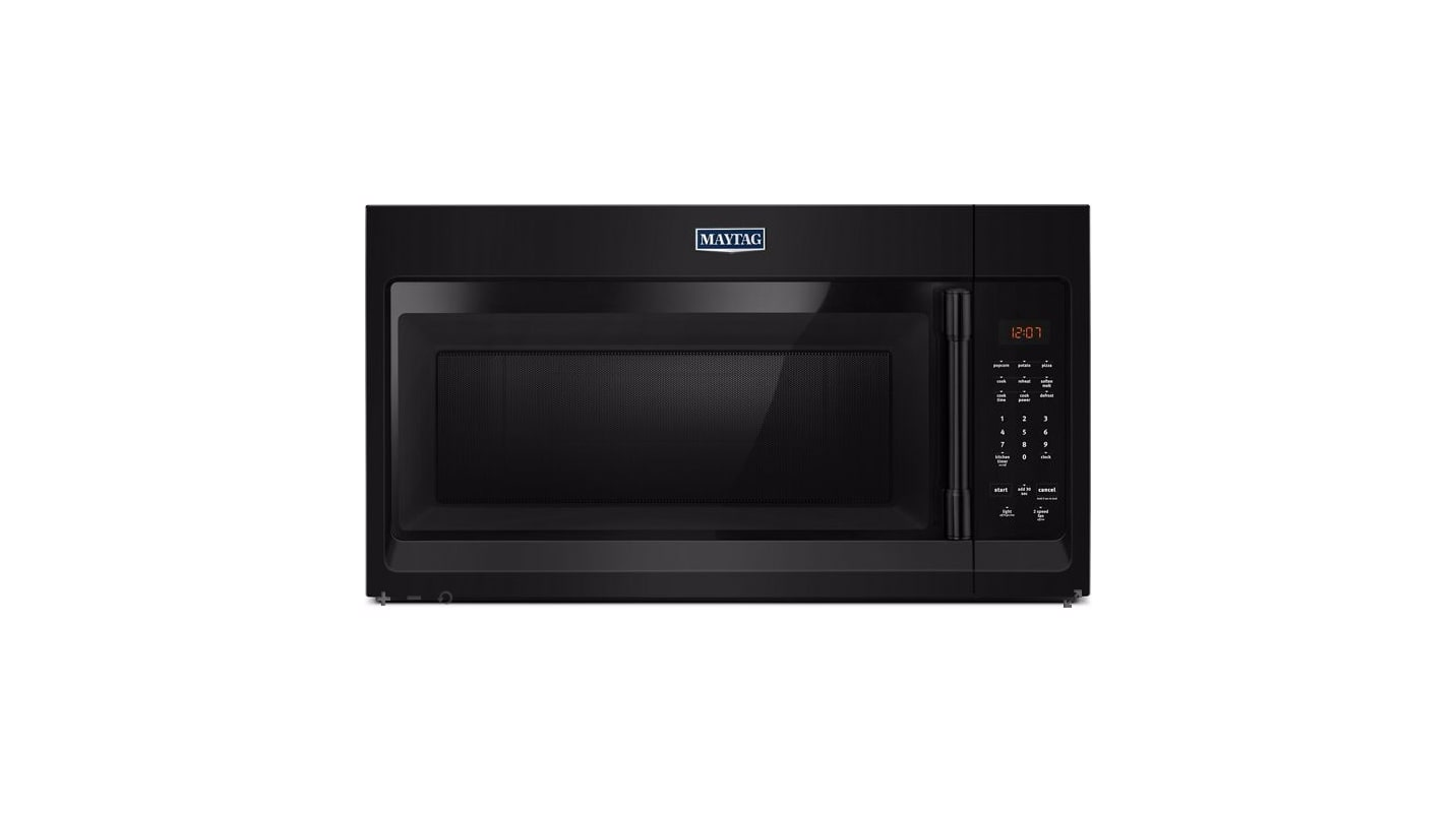 Maytag MMV1174F 30 Inch Wide 1.7 Cu. Ft. Capacity 1000 Watt Over-the-Range Micro photo