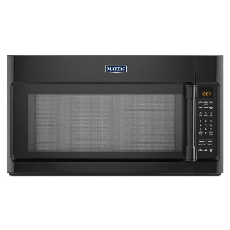 Maytag MMV4205D 30 Inch Wide 2 Cu. Ft. Over-the-Range Microwave with 400 CFM Blo photo