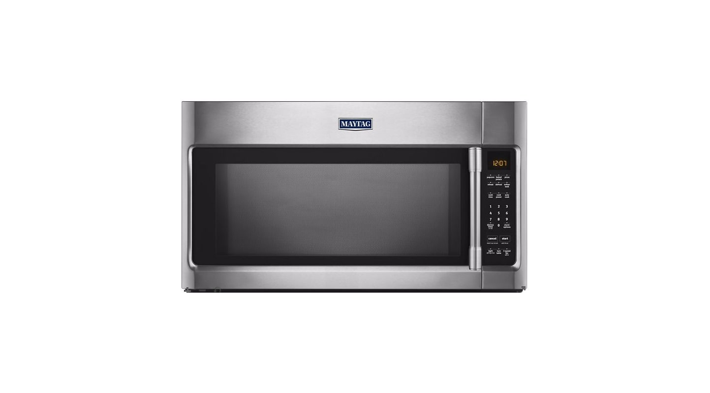 Maytag MMV4205F 30 Inch Wide 2.0 Cu. Ft. Capacity 1000 Watt Over-the-Range Micro photo