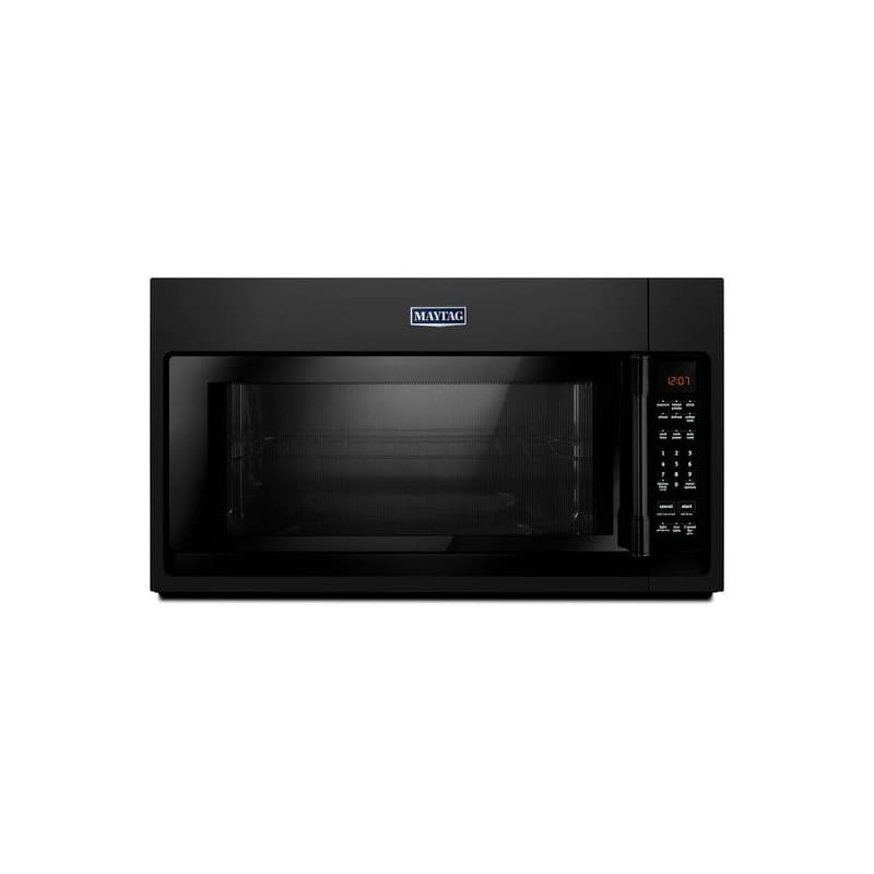 Maytag MMV4206F 30 Inch Wide 2 Cu. Ft. Over-the-Range Microwave with 400 CFM Blo photo