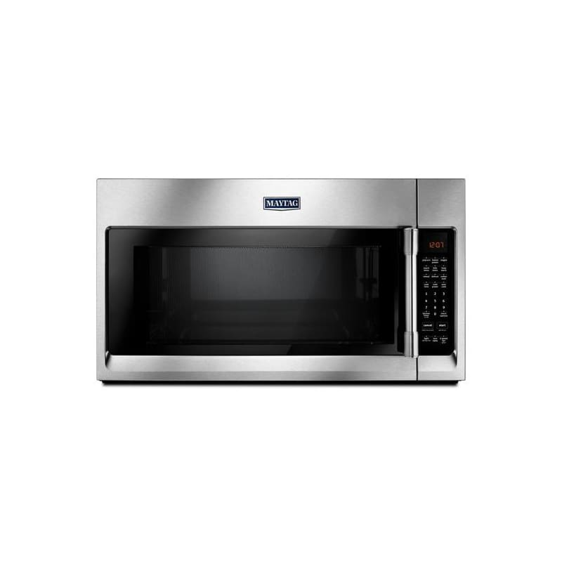 Maytag MMV5220F 30 Inch Wide 2.1 Cu. Ft. Over-the-Range Microwave with 400 CFM B photo