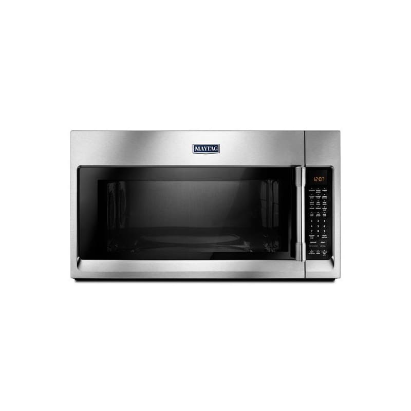 Maytag MMV6190F 30 Inch Wide 1.9 Cu. Ft. Over-the-Range Microwave with 400 CFM B photo