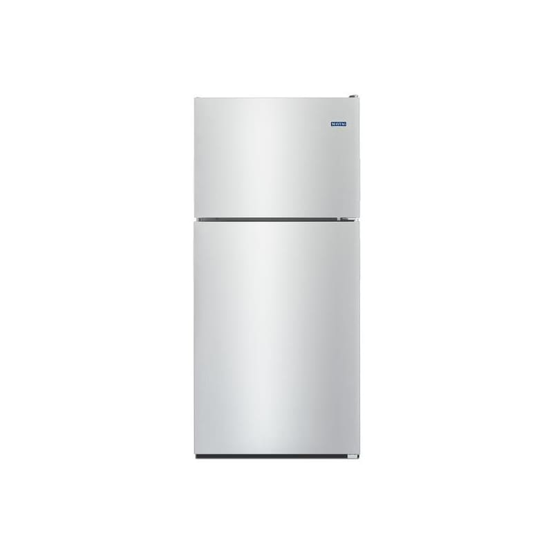 Maytag MRT118FFF 30 Inch Wide 18.15 Cu. Ft. Top Mount Refrigerator with FreshLoc photo