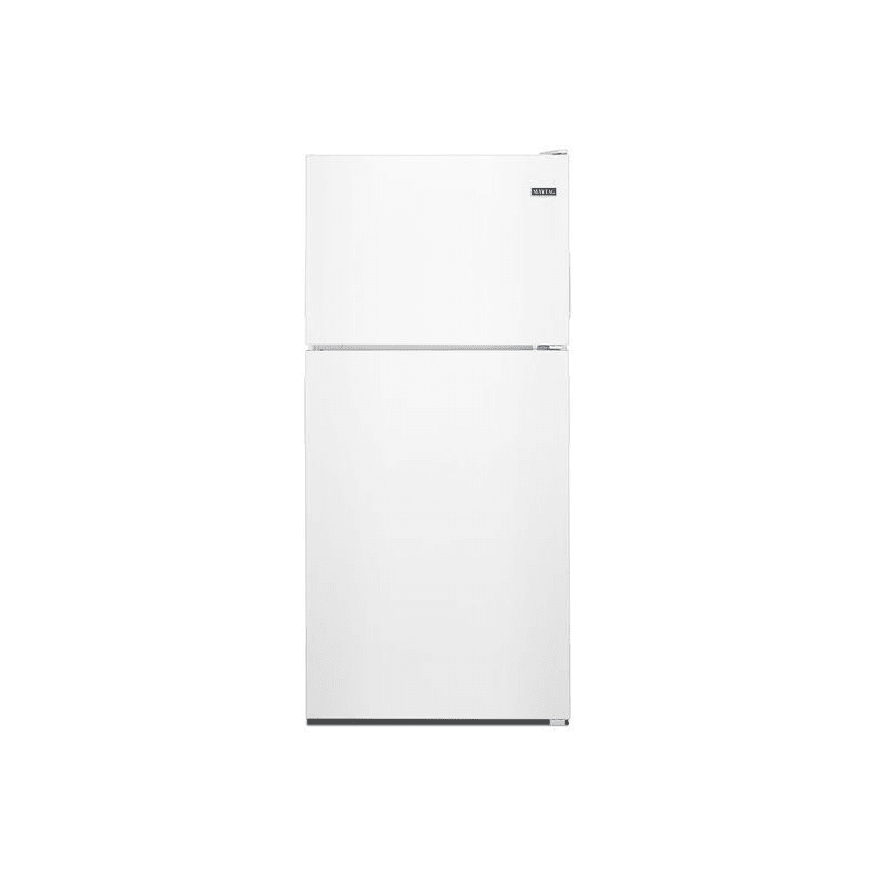 Maytag MRT311FFF 33 Inch Wide 20.51 Cu. Ft. Top Mount Refrigerator with PowerCol photo
