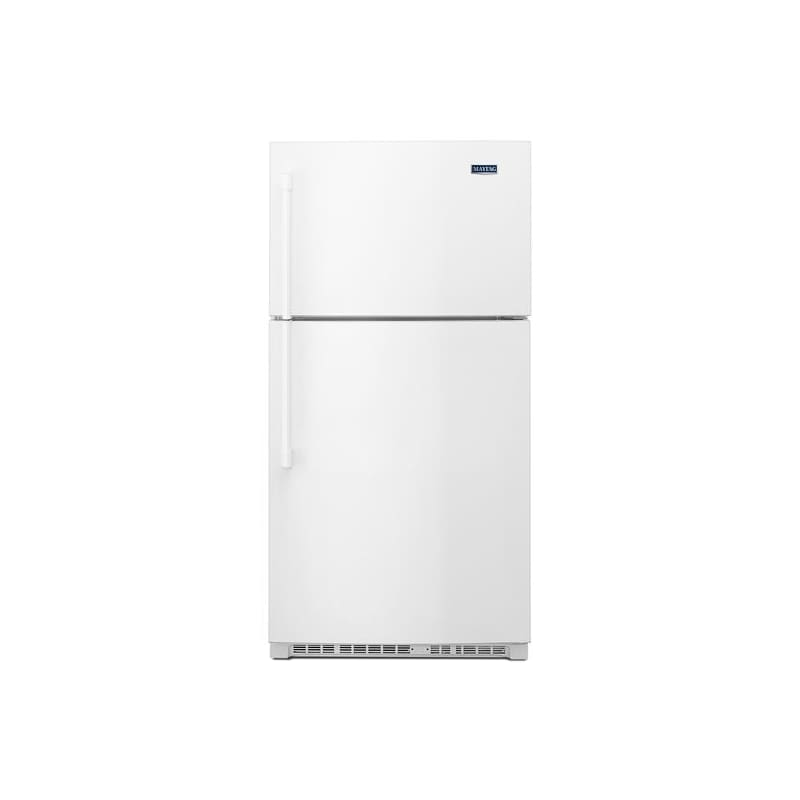 Maytag MRT711SMF 33 Inch Wide 21.24 Cu. Ft. Top Mount Refrigerator with PowerCol photo