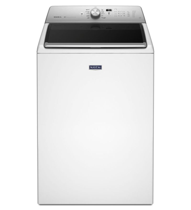 Maytag MVWB835D 27 Inch Wide 5.3 Cu. Ft. Energy Star Rated Top Loading Washer wi photo