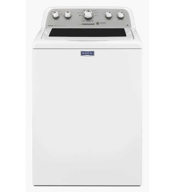 Maytag MVWX655D 28 Inch Wide 4.3 Cu. Ft. Top Load Washer with Power Impeller photo