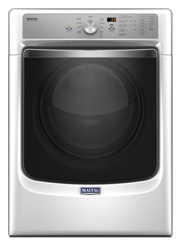 Maytag MGD8200F 27 Inch Wide 7.4 Cu. Ft. Gas Dryer with PowerDry photo