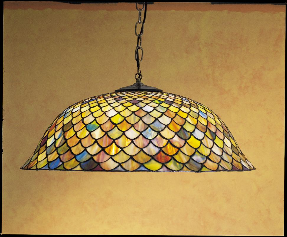 Meyda Tiffany 30455 Stained Glass / Tiffany