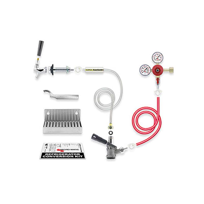 Micromatic RCK-LC-S Door Kegerator Conversion Kit