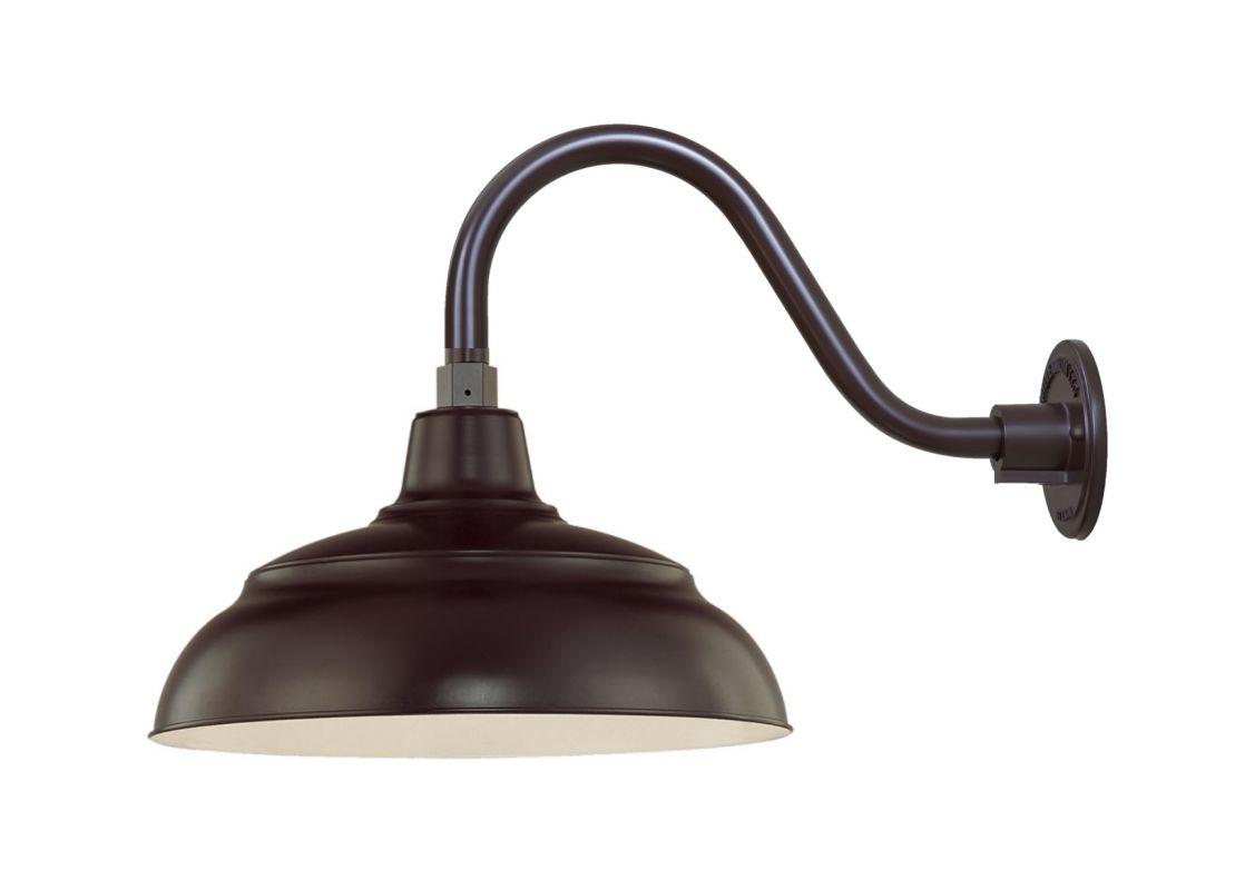 millennium lighting rwhs14 rgn15 outdoor wall light. Black Bedroom Furniture Sets. Home Design Ideas